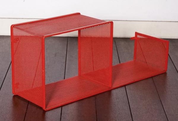Mathieu Mategot / Shelf  (Red)