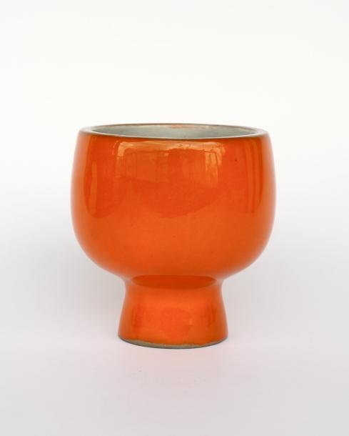 Jacques & Dani Ruelland /Cup/Orange