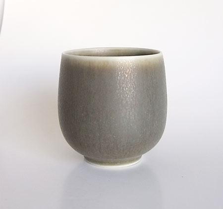 PALSHUS / DENMARK / vase#1188_olive