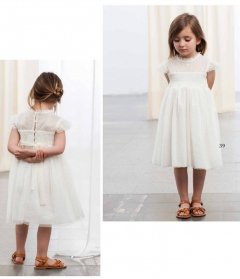 <img class='new_mark_img1' src='//img.shop-pro.jp/img/new/icons15.gif' style='border:none;display:inline;margin:0px;padding:0px;width:auto;' />Tulle dress with frapansparenciesupper  chest