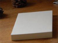 クラフト 白 6インチサイズ 最厚口 100枚