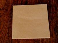 クラフト 茶 6インチサイズ 最厚口 100枚