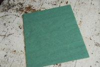 紙パーチ耐水 グリーン A4 50枚