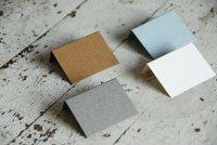 マッチ箱ケース 台紙(折り曲げ用)20枚