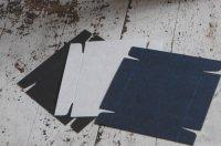 ステッチャーかぶせ型BOX ミニ 7.5×7.5 組立て前 20set