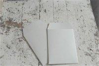 Magプレーン はがきサイズ縦型封筒 50枚