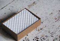 マッチ箱ケース用 クッション・薄紙 20枚