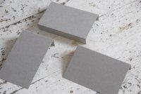 かぶせ型貼り箱 トーンF 名刺サイズ用台紙 10枚