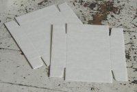 かぶせ型 ホワイトボックス ミニ 7.5×7.5 組立て前 20set