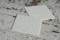 ホワイトボックス かぶせ型 白ダンボール台紙 20枚