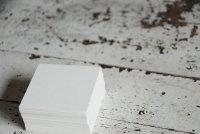 Aプラン 正方形カード 100枚