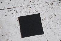 両面黒ボール(マット)正方形 50枚