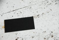 両面黒ボール(マット)長方形 50枚