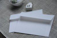 フェルトン 白 封筒 20枚