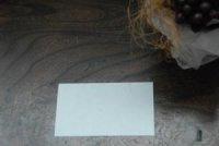 パルパー ホワイト 名刺 100枚