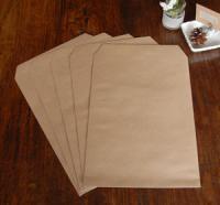 クラフト茶 角2封筒