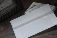 トレーシング封筒 はがきサイズ