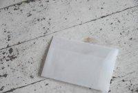 トレーシング封筒 名刺サイズ 50枚