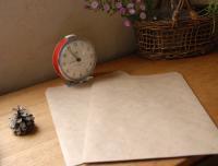 クラフト茶 角3封筒