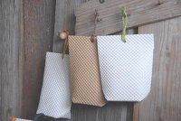 エンボスクラフト ぶらり袋 10枚(麻紐)