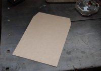 クラフト茶 角5封筒