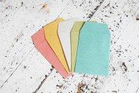 ファーストビンテージ 名刺サイズ縦型封筒(10×7)