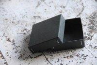 ステッチャーかぶせ型BOX ミニ 黒 7.5×7.5