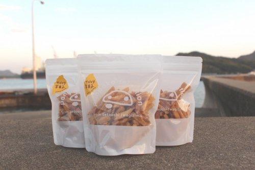 タムラ食品の芋菓子 小袋(120g)
