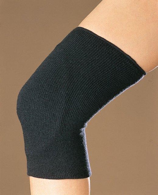 新ソフトボーン<br>ひざサポーター(同色2枚組)<br>ずれにくく、締め付けず ひざを保護 色:オフホワイト ベージュ ブラック 3色 日本製