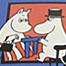 アラビア ARABIA Moomin Plate ムーミンプレート