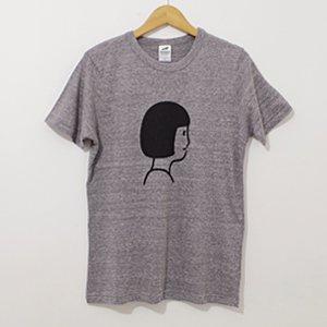Noritake / T-SHIRTS BOB (gray)・S