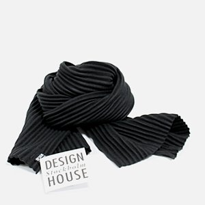 DESIGN HOUSE Pleece Scarf(マフラー) black