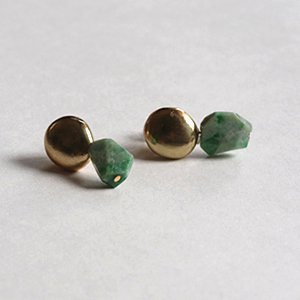 Tenpchi pierced earrings / 056