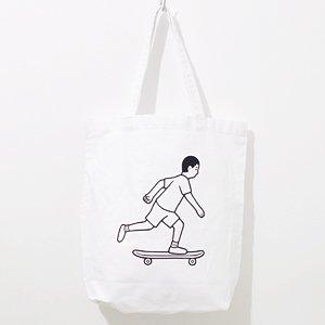 Noritake / TOTE BAG SKATER BOY