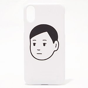 Noritake / iPhone case INSIGHT BOY・for iPhone X