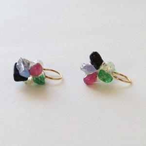 Tenpchi ear clips / 068