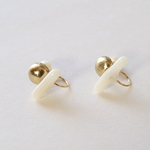 Tenpchi ear clips / 070