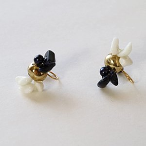 Tenpchi ear clips / 075