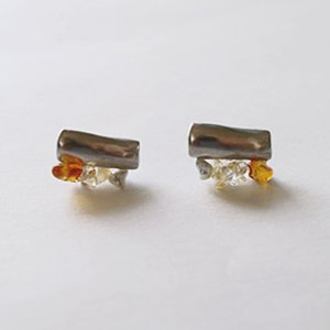 Tenpchi pierced earrings / 088