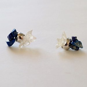 Tenpchi pierced earrings / 094