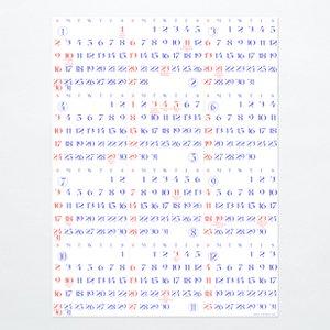 PAPIER LABO. パピエラボ WALL カレンダー 2021