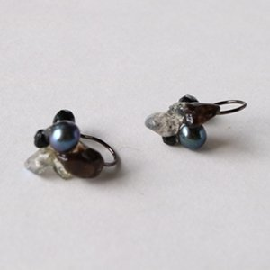 Tenpchi ear clips / 110