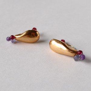 Tenpchi ear clips / 114