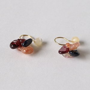 Tenpchi ear clips / 115