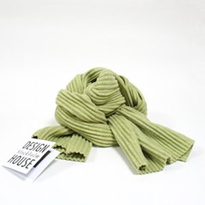 DESIGN HOUSE Pleece Scarf(マフラー) apple green