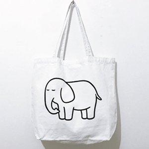 Noritake / TOTE BAG SLEEP ELEPHANT