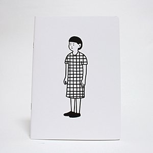 Noritake / NOTE BLOCK GIRL