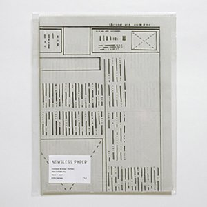 Noritake / NEWSLESS PAPER