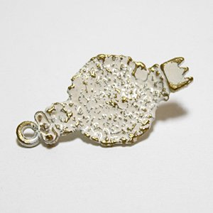 小原聖子 brooch WHITE 16