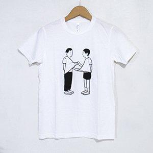 Noritake / T-SHIRTS PULL (white)・XS